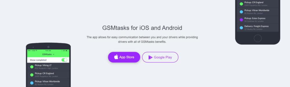 app GSMtasks