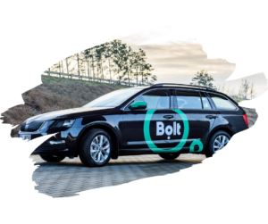 Navirec Bolt sõidustiil