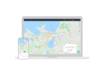 Navirec GPS jälgimine